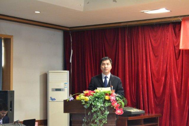 塔里木大学第四届研究生代表大会顺利召开-塔里木
