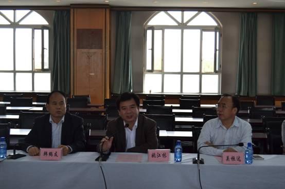 华中农业大学与塔里木大学联合培养硕士研究生签字